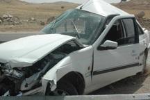 حادثه رانندگی در جاده سرچم 2 کشته برجای گذاشت