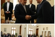 معاون اول وزیر خارجه قزاقستان با دکتر محمد جواد ظریف دیدار و گفتگو کرد