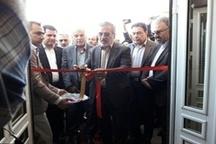 افتتاح طرح های عمرانی،خدماتی و ورزشی نظرآباد با حضور استاندار البرز