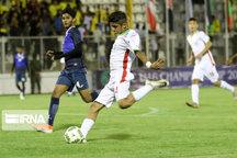 هفته ششم لیگ برتر فوتبال نوجوانان کشور برگزار شد