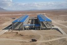 کارخانه نفلین سینیت سراب جلوی خروج یک میلیارد دلار ارز را می گیرد