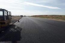 روکش آسفالت در طول 173 کیلومتر از راههای لرستان اجرا شد