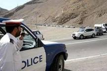 اعمال محدودیت ترافیکی در جاده چالوس آغاز شد
