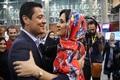 بازگشت تیم داوری ایران از جام جهانی+ تصاویر