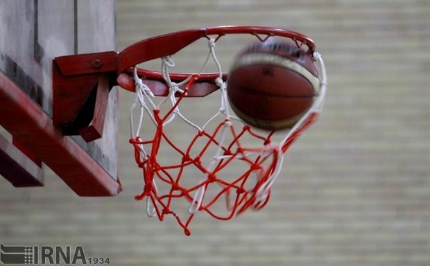 مسابقات بسکتبال خیابانی کشور در رشت آغاز شد