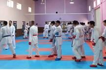 کاراته کاهای تیم ملی در رفسنجان اردو زدند