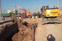 13 کیلومتر عملیات توسعه شبکه آب در بانه اجرا شد