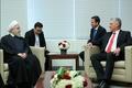 رئیسجمهور روحانی: گروههای تروریستی از سوی کشورهای مدعی مبارزه با تروریسم حمایت میشوند