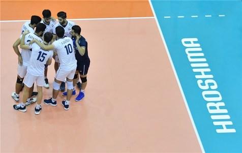 اتفاق سوال برانگیز در تیم ملی والیبال ایران/ بازی برابر آمریکا بدون سرعتی زن!