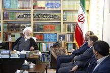 تاکید امام جمعه یزد به اختصاص بودجه دستگاه های اجرایی در زمان مناسب