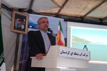اکثریت جمعیت شهری کردستان از آب شرب سالم برخوردار است