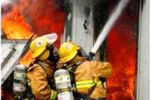 آتش سوزی یک تالار عروسی در آستارا مهار شد