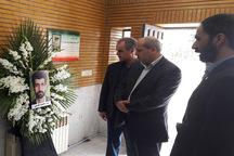 استاندار از خبرگزاری جمهوری اسلامی مرکز گلستان دیدن کرد
