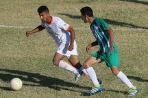 تیم فوتبال فولاد یزد، شهرداری اردبیل را شکست داد
