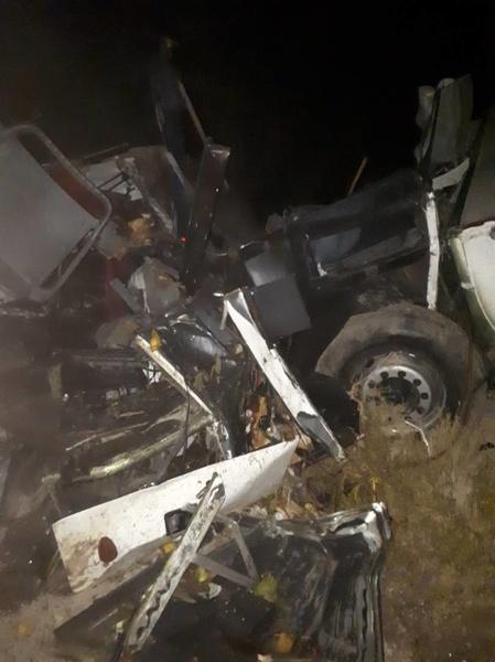 3 کشته در تصادف اتوبوس با تریلی در محور ایرانشهر - بم