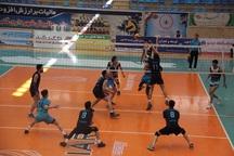 نتایج روز نخست مسابقات والیبال لیگ برتر نوجوانان کشور