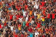 سکوهای ورزشگاه  را به یار دوازدهم تبدیل کنیم* محسن بهاروند