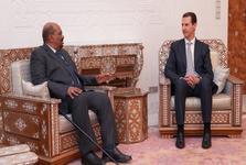 دیدار اولین رهبر عرب با بشار اسد در دمشق+تصاویر