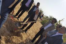 580 هکتار زمین در شهرستان بوشهر رفع تصرف و تعیین تکلیف شد