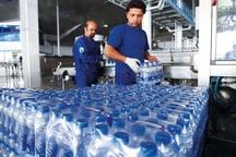 6 واحد تولیدی آب معدنی نیر آماده افتتاح شد