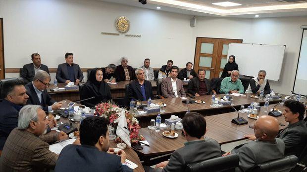 کمیسیون فرآوردههای نفتی در قزوین راهاندازی شد