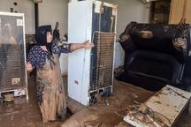 احتمال تخریب بیش از ۵۰۰ خانه در شهر معمولان  مردم نگران بارندگی دوم هستند