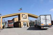 صادرات 14 میلیون دلار کالای غیرنفتی از گمرک آستارا در فروردین ماه