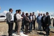ساماندهی زباله های شهرستان تاکستان
