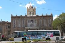 تورهای تبریزگردی با 22 دستگاه اتوبوس در عید نوروز برگزار می شود