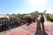 نمایشگاه ملی گردشگری اردبیل گشایش یافت