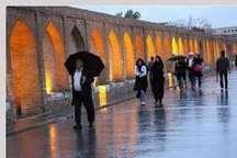 بیشترین بارندگی در استان اصفهان در مورچه خورت ثبت شد