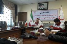 آمادگی جمعیت هلال احمر کرمانشاه برای خدمات رسانی به 300هزار مسافر نوروزی