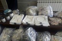 بیش از 134 کیلوگرم نقره قاچاق در تبریز کشف شد