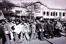 مبارزات انقلابی همدانی ها در قاب تصویر به نمایش درآمد
