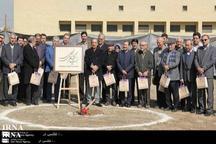 احداث هشتمین خوابگاه دخترانه دانشگاه فردوسی مشهد آغاز شد