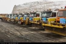 553 دستگاه ماشین آلات راهداری در آذربایجان شرقی تجهیز شد