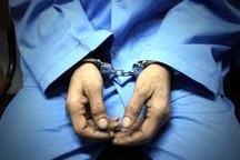 دستگیر سارق 50 ساله حرفهای حسابهای بانکی در همدان
