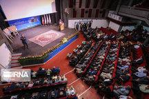 اداره کل فرهنگ قم در جشنواره ملی چاپ ایران برگزیده شد