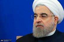 روحانی انتخاب بوریس جانسون را به عنوان نخستوزیر بریتانیا تبریک گفت