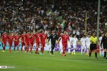 پیروزی تیم ملی در شب بدرقه و رونمایی از لباس پرحاشیه + تصاویر