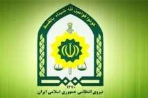 دستگیری 13 تن از اراذل و اوباش در تایباد