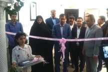 ساختمان جدید کتابخانه میرزا نصیر جهرمی گشایش یافت