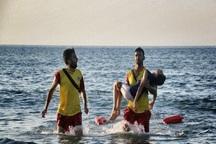 کسی در پایگاه های امداد ساحلی گیلان غرق نشده است