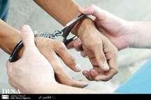 اخلال گر آیین کلنگ زنی مدرسه قلعه گنج دستگیر شد