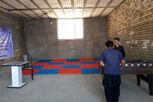 50 خانه ورزش روستایی در کردستان تجهیز شد