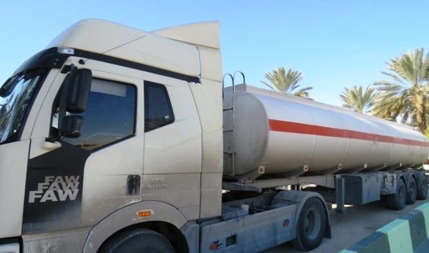 9500 لیتر سوخت قاچاق در بندر کنگان کشف شد