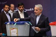 دلیل رأی دادن نوبخت در حسینیه جماران
