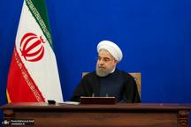 پیام رییس جمهور روحانی به مناسبت فرارسیدن سالروز استقلال جمهوری ترکیه