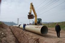 طرح انتقال آب ارس به دشت های مرند 90 درصد پیشرفت فیزیکی دارد