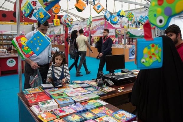 نمایشگاه کتاب و ایجاد شوق مطالعه در کودکان
